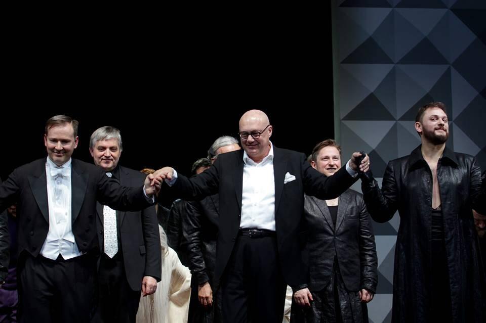 Orest, Opernhaus Zurich ©Conny Butzbach