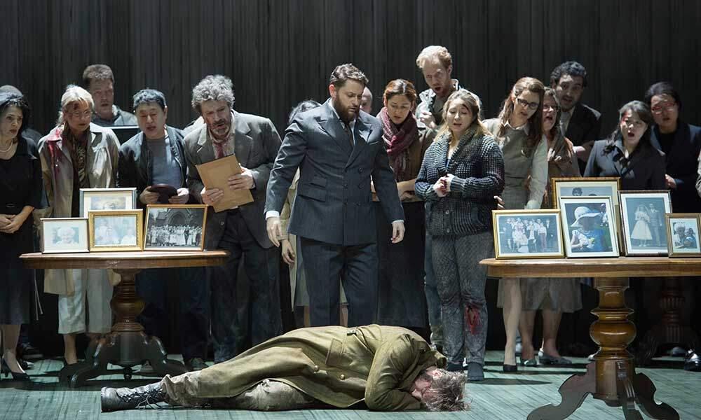 Idomeneo, Opernhaus Zúrich ©Monika Rittershaus