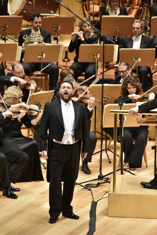 Plácido Domingo Concert, Auditorio de Zaragoza ©Carlos Gil