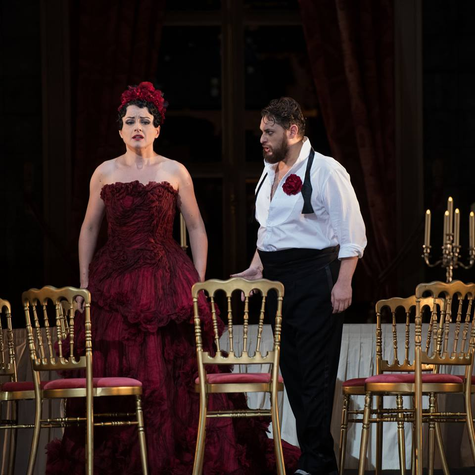 La Traviata, Théâtre du Capitole de Toulouse ©Mirco Magliocca