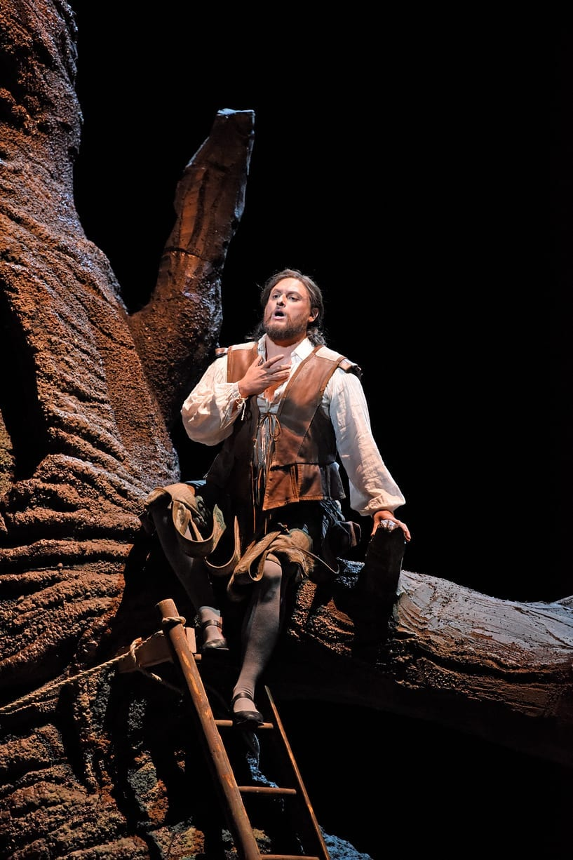 Falstaff, The Dallas Opera ©Karen Almond